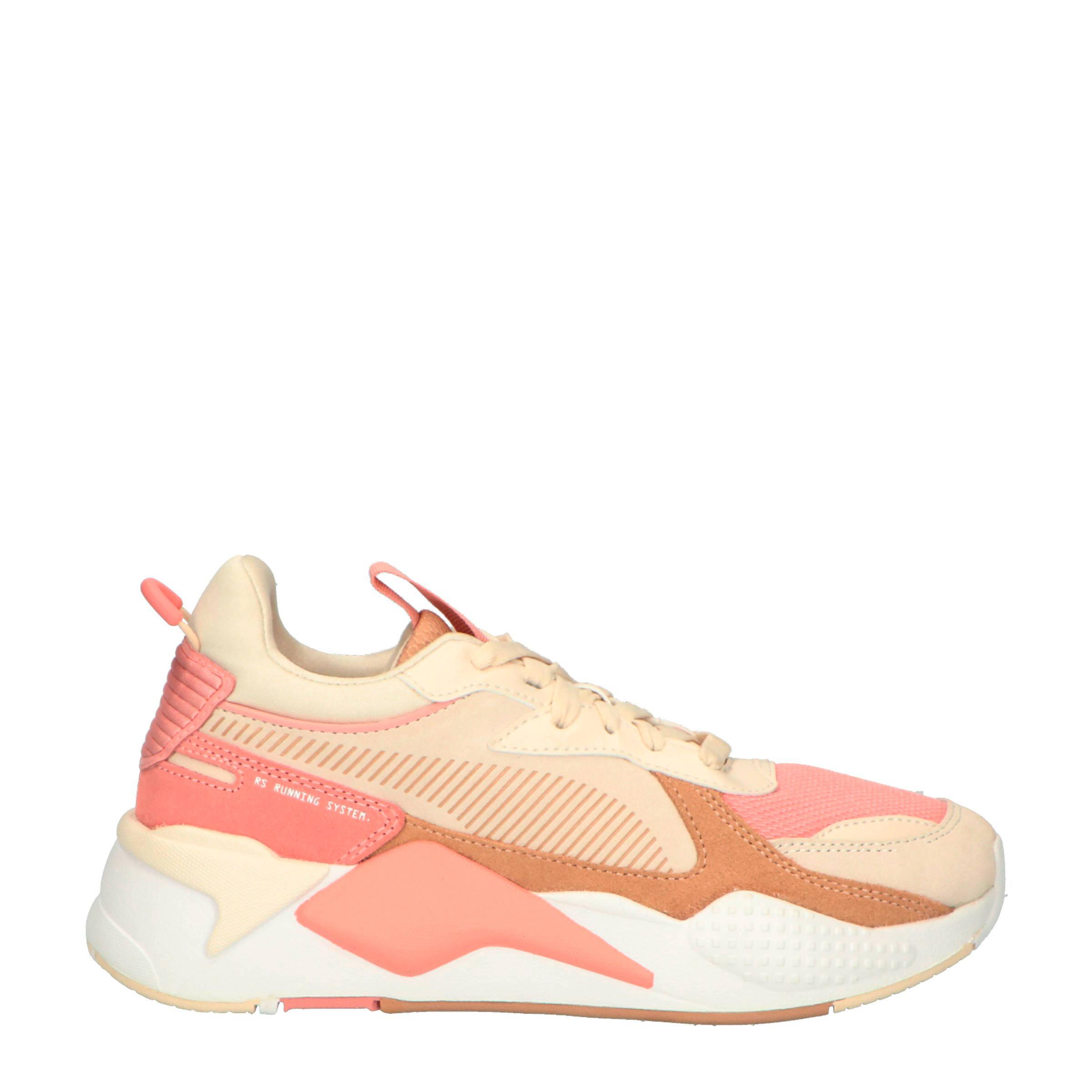 RS-X Reinvent sneakers roze/beige