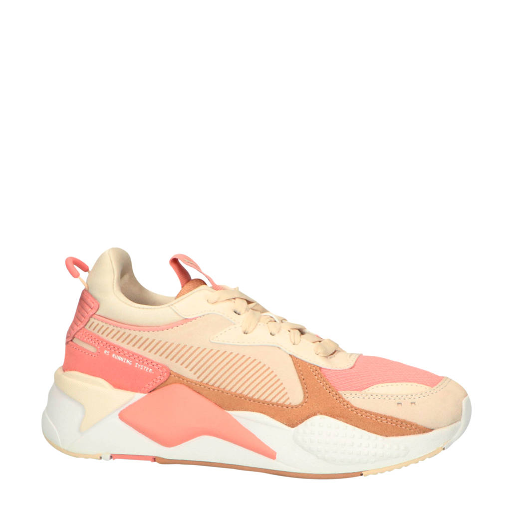 Puma RS-X Reinvent sneakers roze/beige, Roze/beige