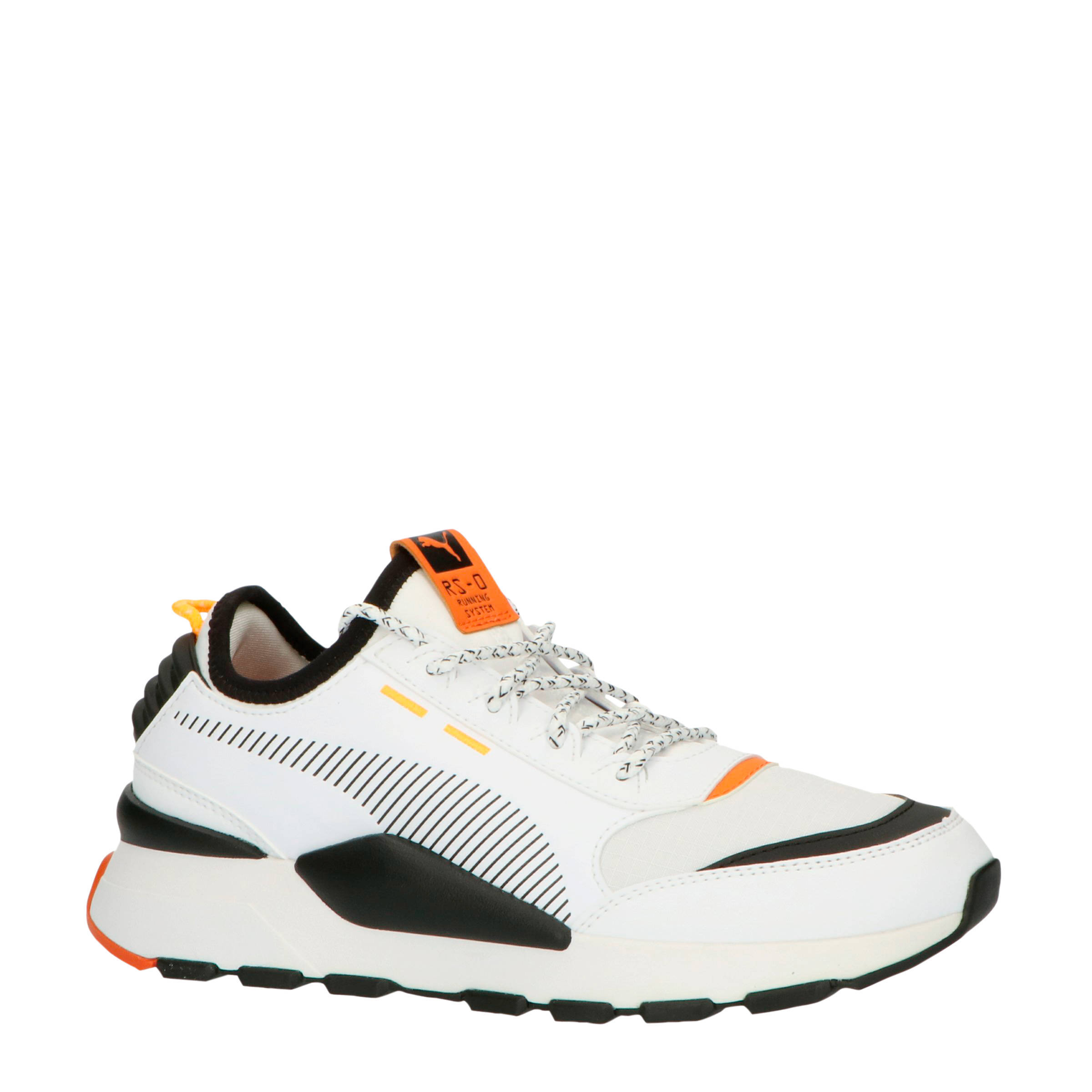 RS-O Trail sneakers wit/oranje
