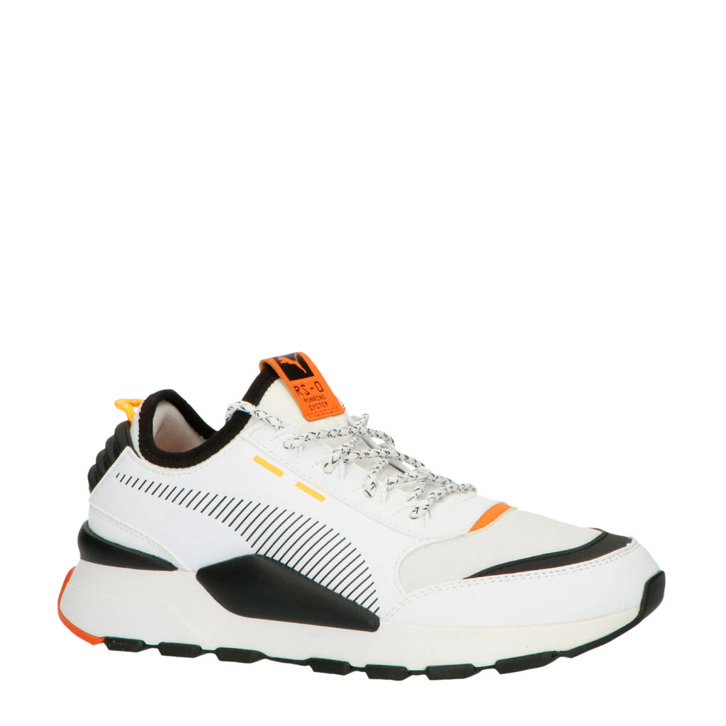 Puma RS-O Trail  sneakers wit/oranje, Wit/oranje