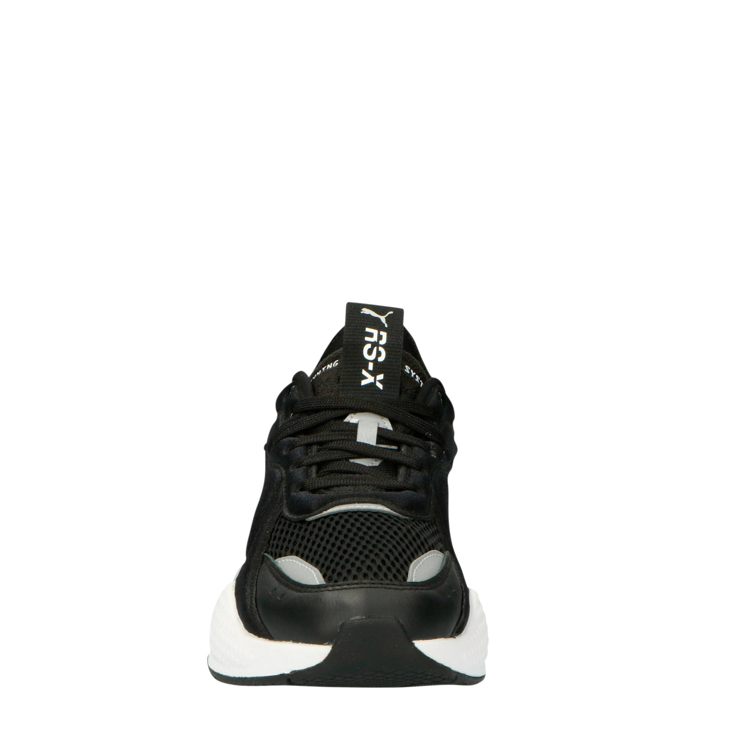 Puma RS X Softcase sneakers zwart | wehkamp