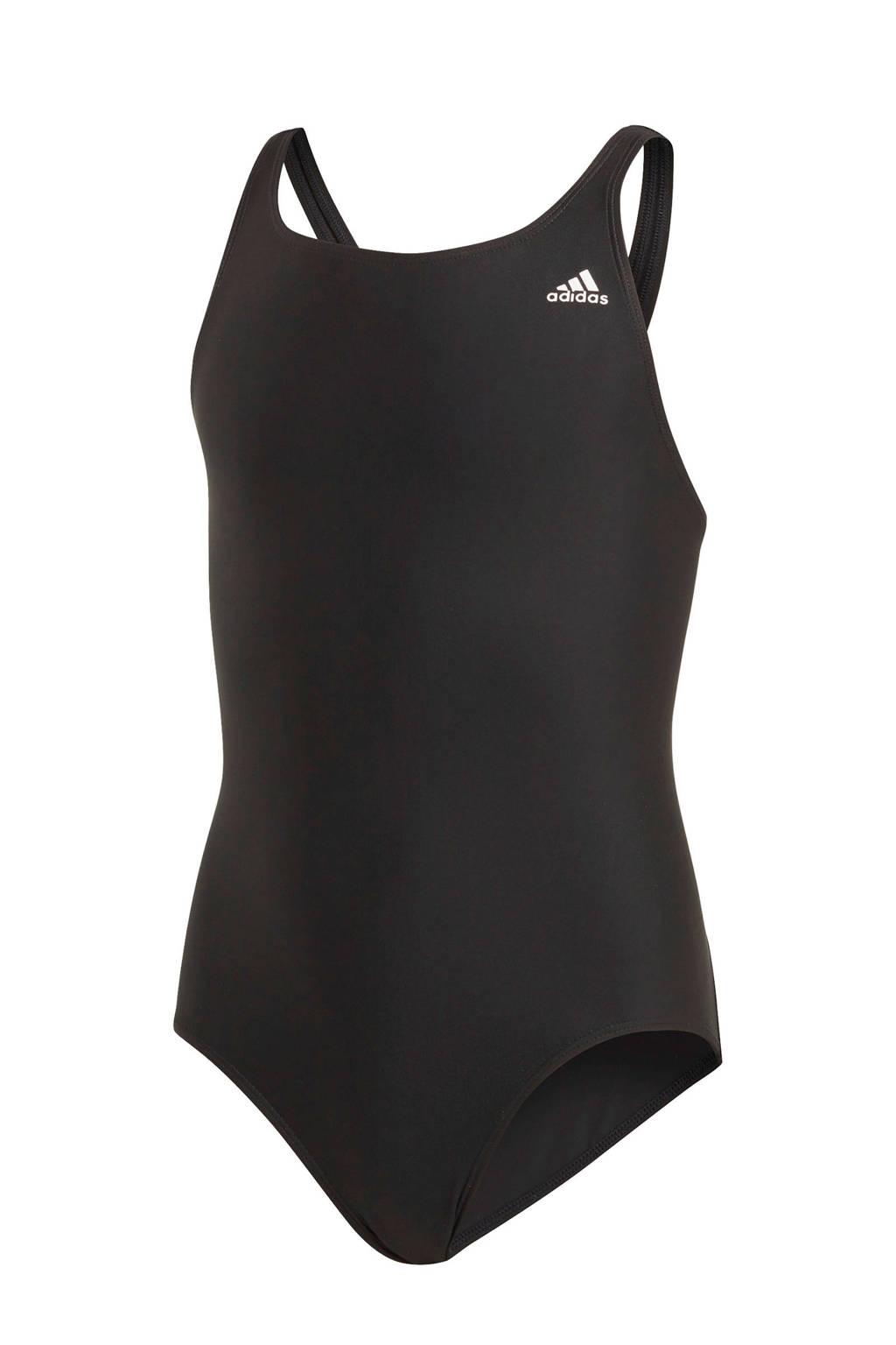adidas Performance infinitex sportbadpak zwart, Zwart