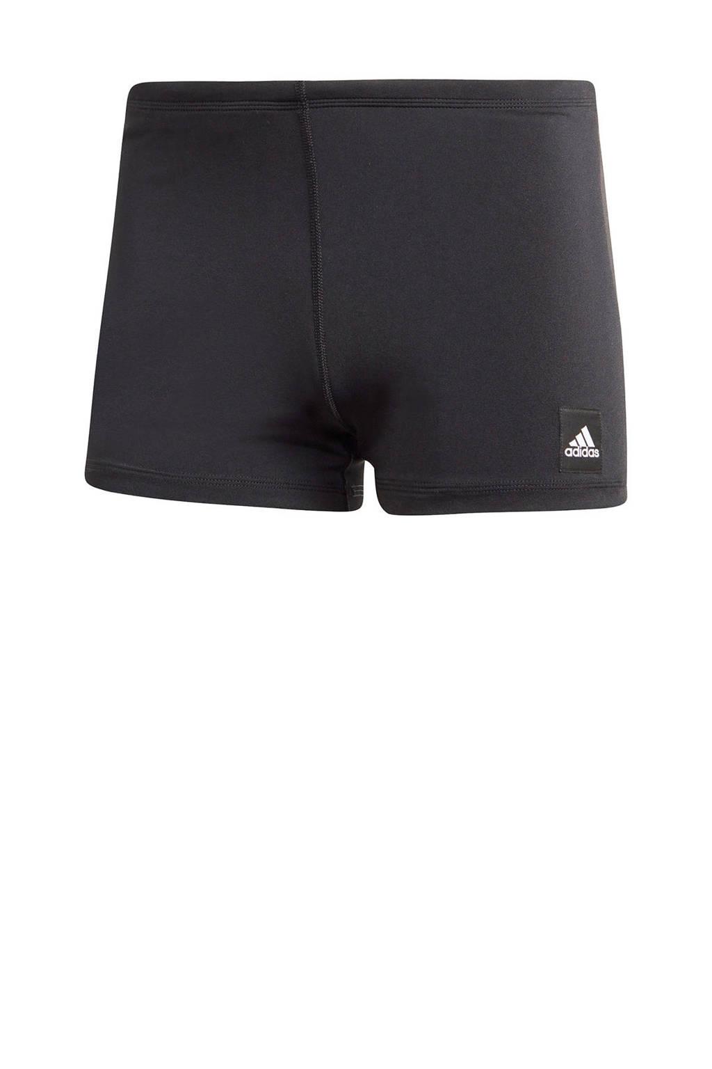 adidas infintex zwemboxer zwart, Zwart