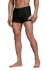 adidas Performance infinitex zwemboxer zwart, Zwart