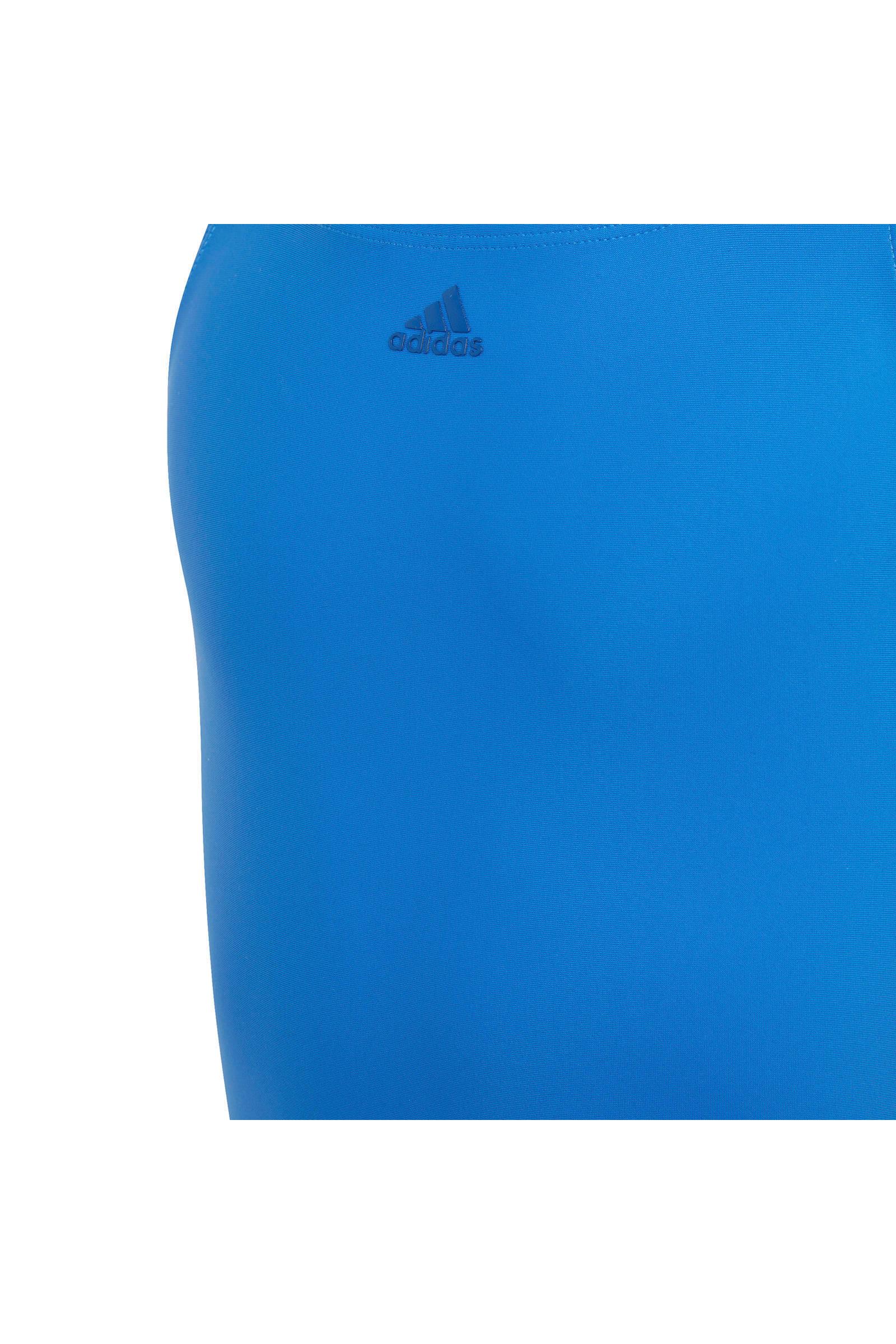 Infinitex sportbadpak Athly V 3 stripes blauw