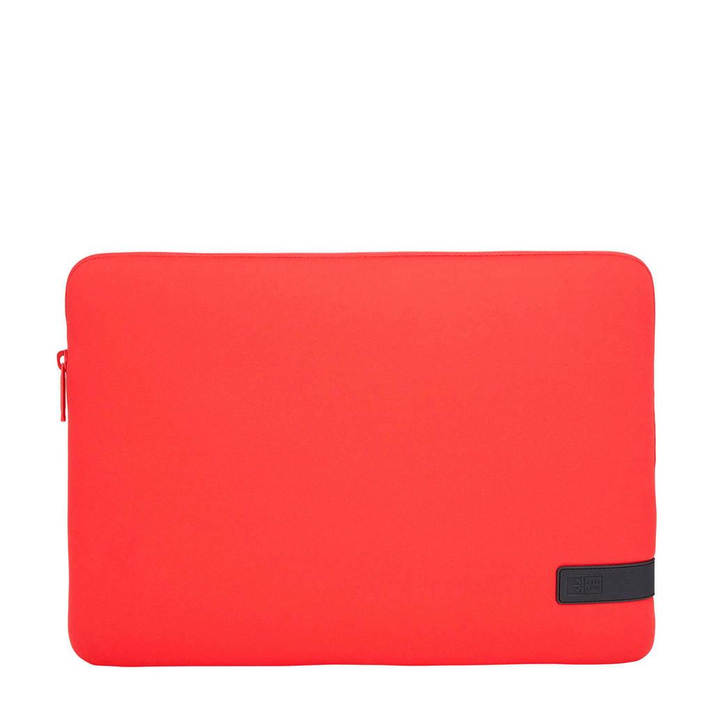Case Logic REFLECT 15.6 laptop sleeve, Rood, 15,6