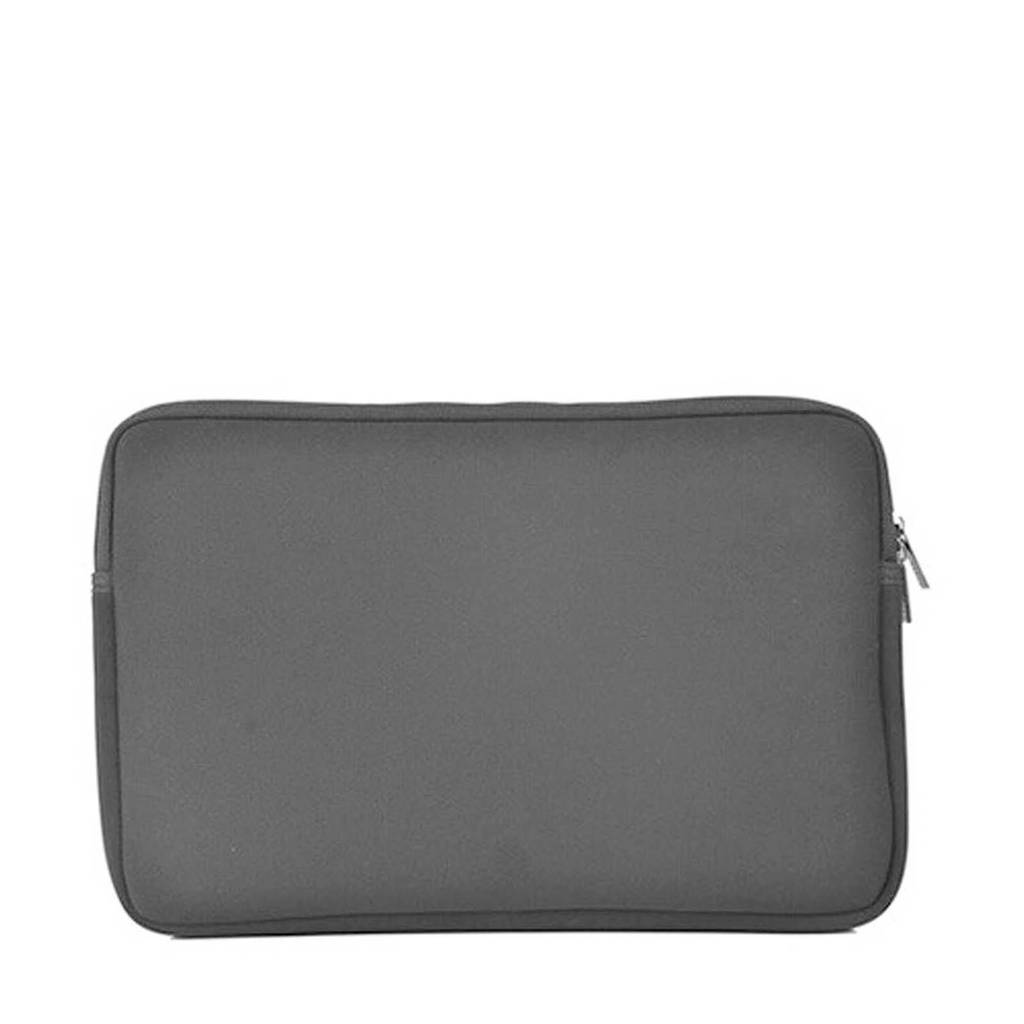 Temium  13,3 inch laptop sleeve, Zwart