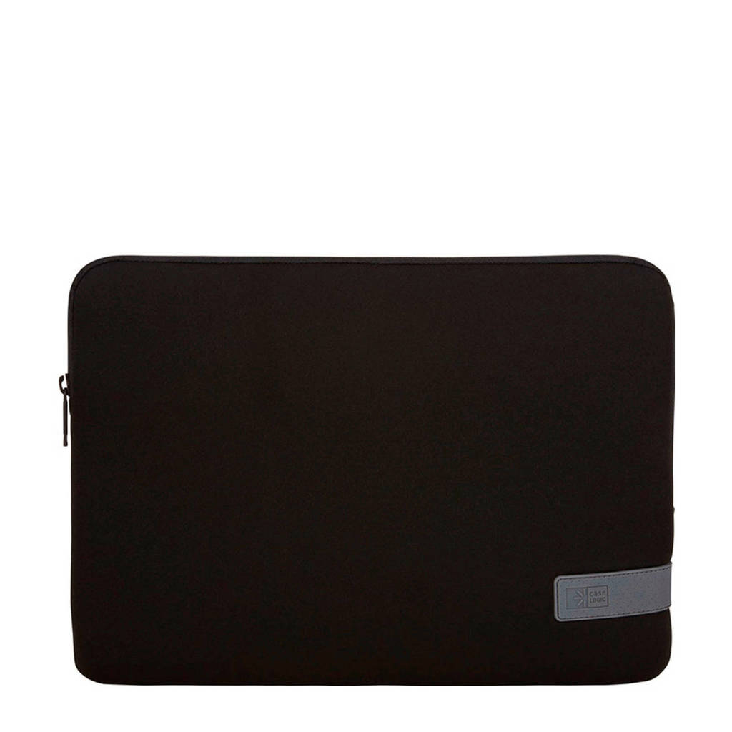Case Logic REFLECT 14 inch laptop sleeve, Zwart