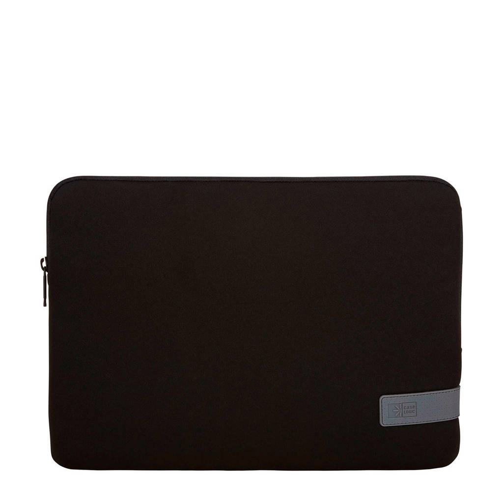 Case Logic REFLECT 13.3 inch laptop sleeve, Zwart