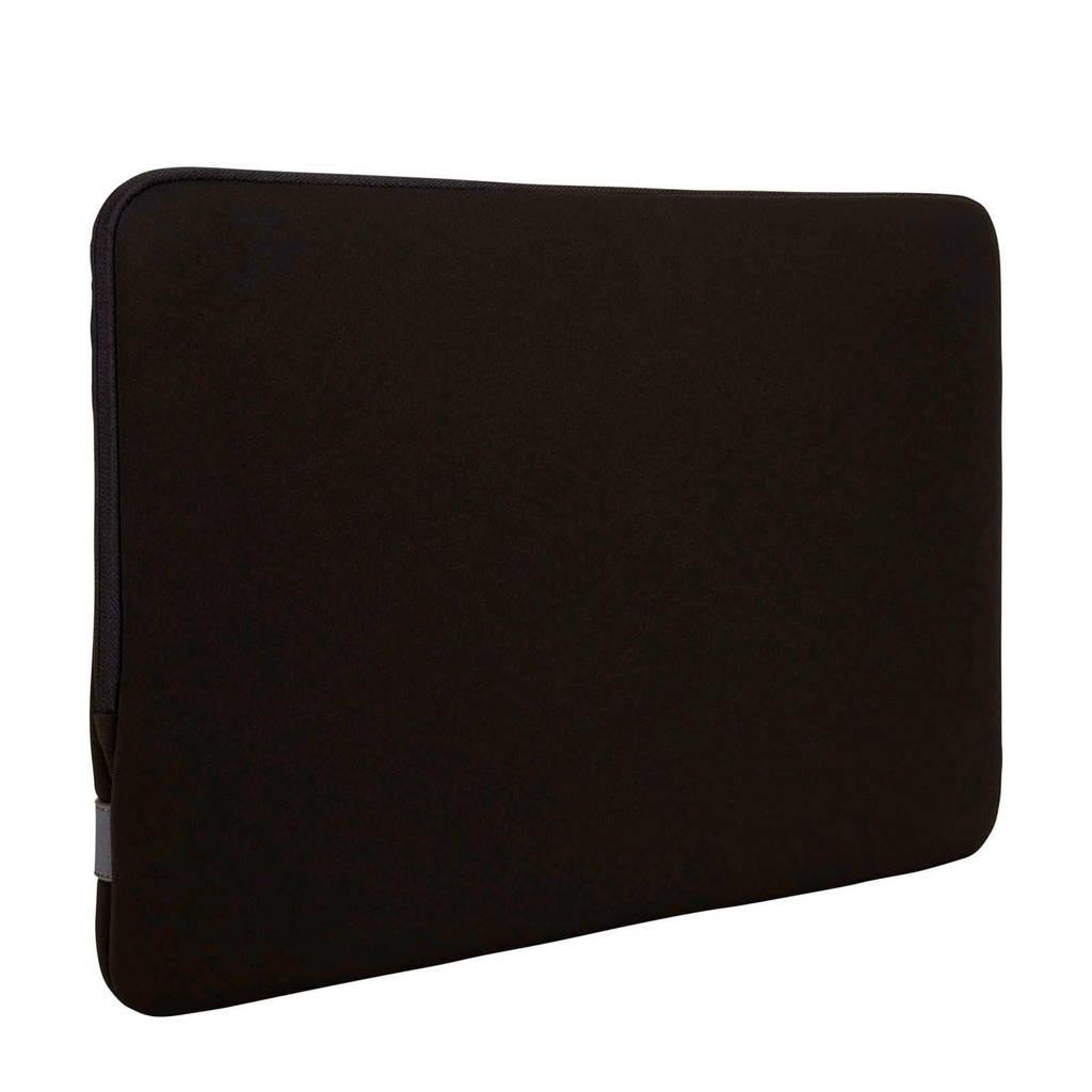 Case Logic REFLECT 15.6 inch laptop sleeve, Zwart, 15,6