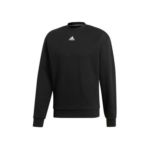 adidas Performance sweater zwart