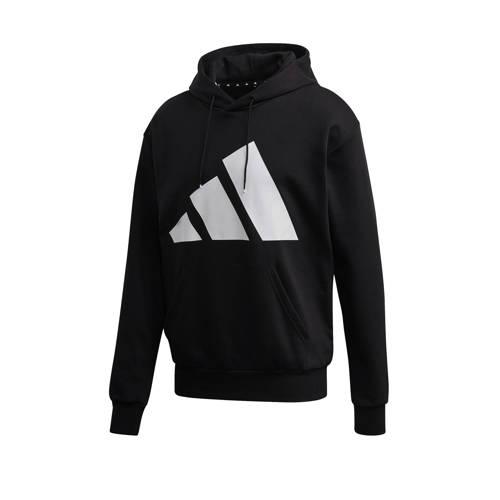 adidas performance sportsweater zwart