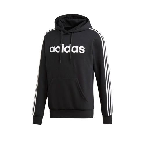 adidas hoodie ESENTIALS 3 STIPES PO FL