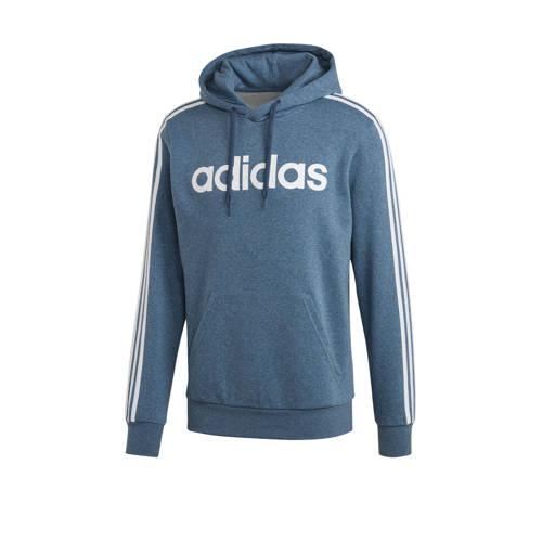 adidas performance sportsweater grijsblauw