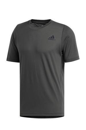 performance   sport T-shirt kaki