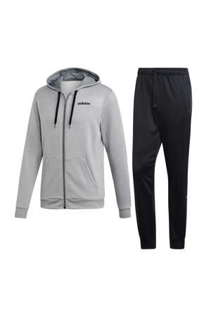 trainingspak grijs/zwart