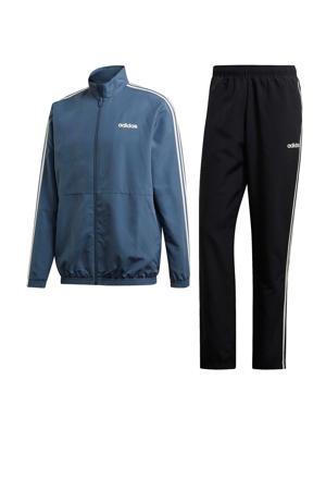trainingspak grijsblauw/marine