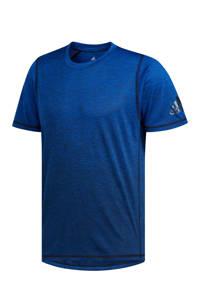 adidas   sport T-shirt blauw, Blauw