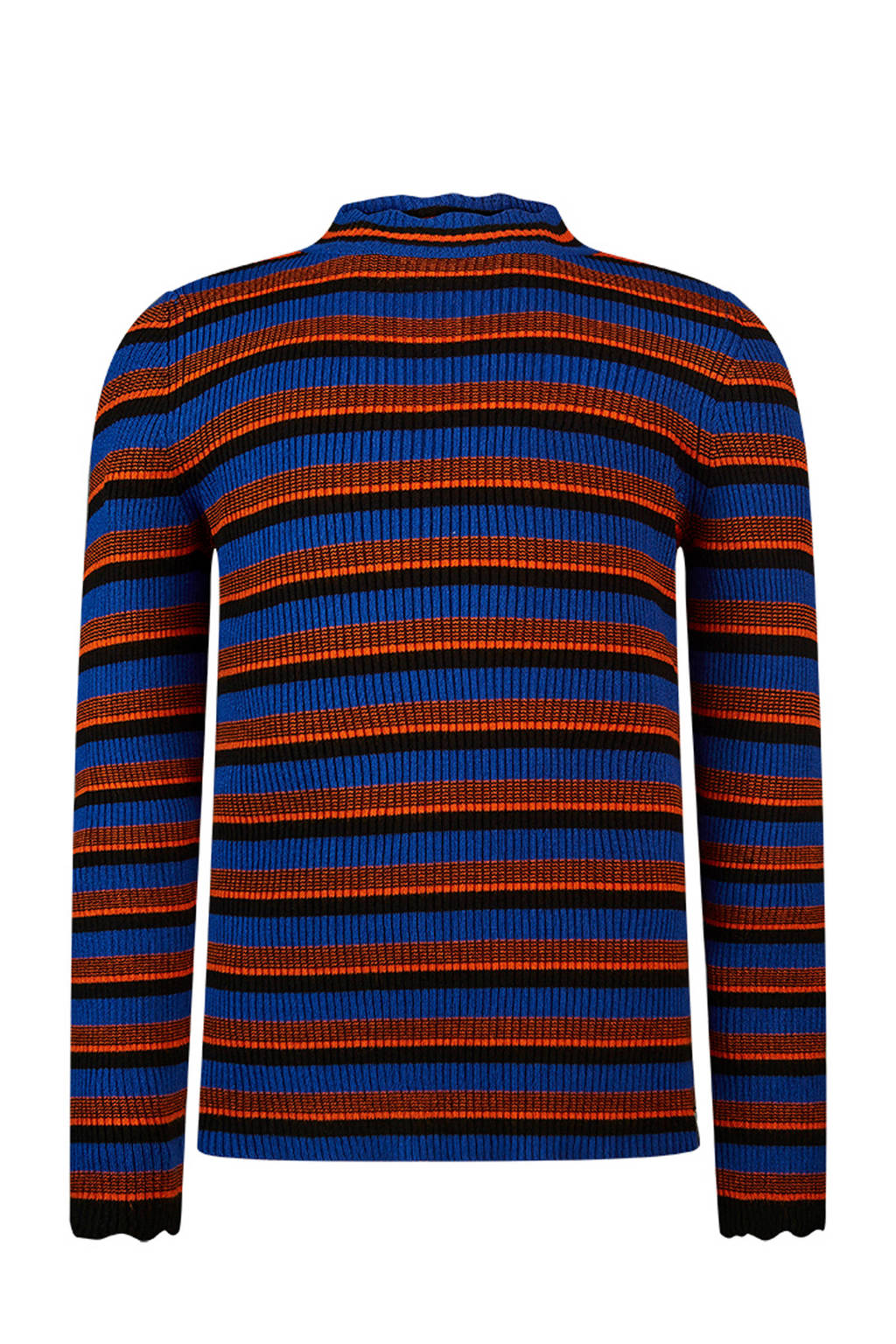 Retour Denim gestreepte trui Kiki blauw/rood, Blauw/rood