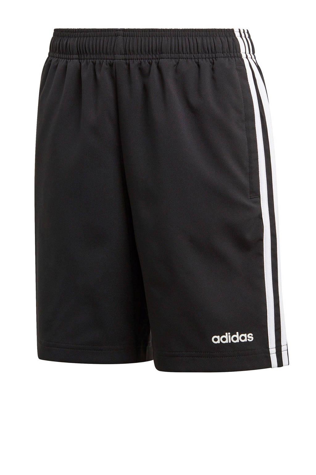 adidas   sportshort zwart, Zwart