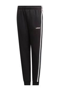 adidas Performance   joggingbroek zwart/wit, Zwart/wit