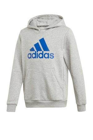 performance   sportsweater grijs