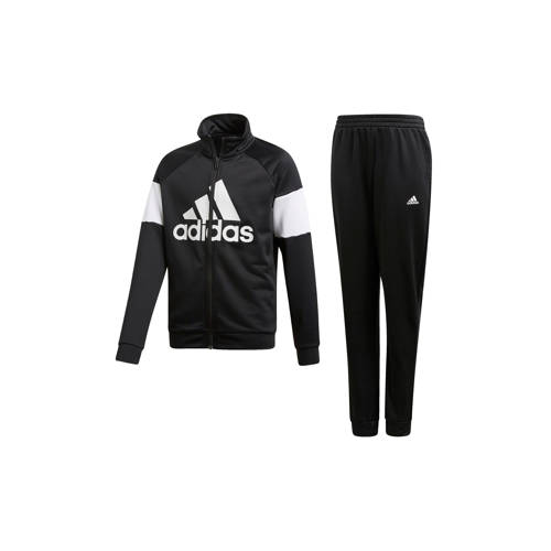 adidas Performance trainingspak YOUNG BOYS TRACKSUIT BATCH OF SPORT (set, 2-delig)
