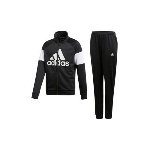 adidas Performance trainingspak YOUNG BOYS TRACKSUIT BATCH OF SPORT (set, 2-delig)