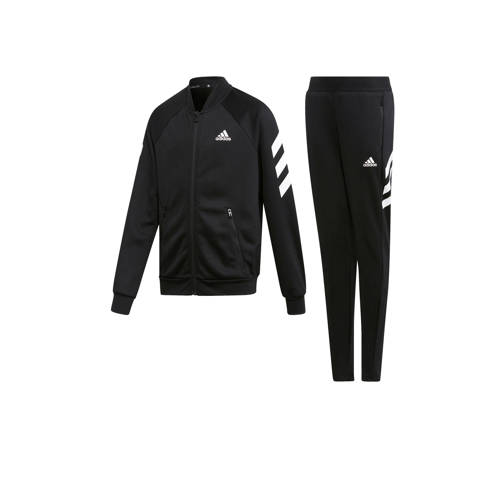 adidas Performance trainingspak YOUTH GIRLS TRACKSUIT (set, 2-delig)
