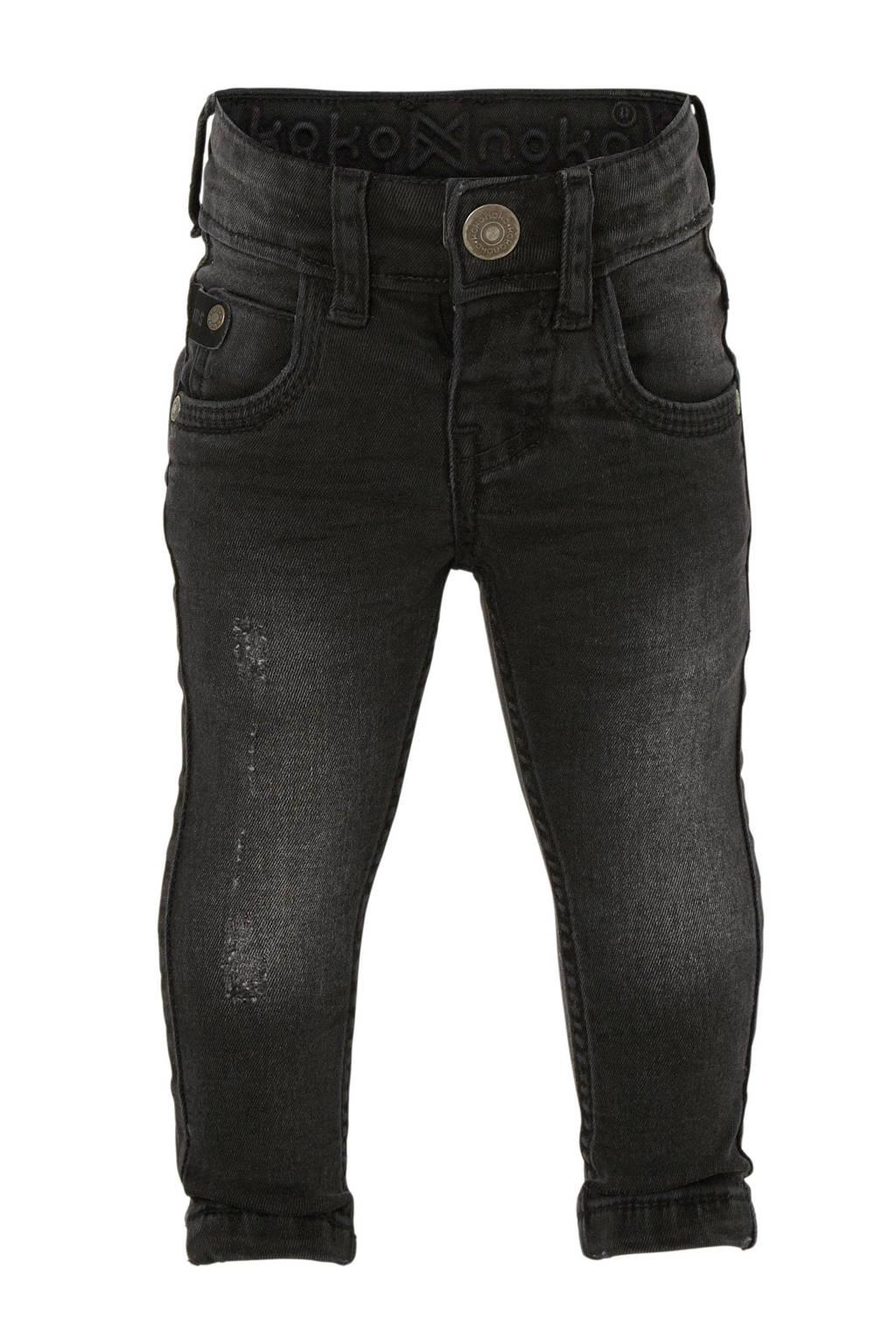 Koko Noko skinny jeans, Zwart