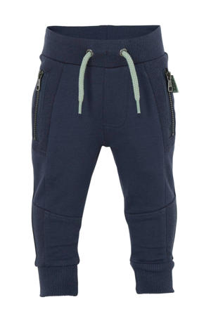 regular fit joggingbroek navy