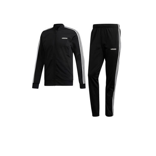 adidas performance trainingspak zwart