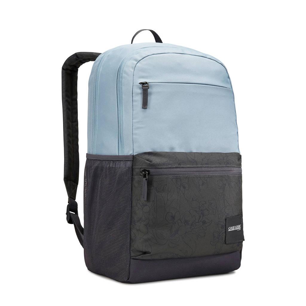 Case Logic  15,6 inch Campus Uplink laptoptas rugzak, Blauw/grijs