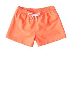 zwemshort uni oranje