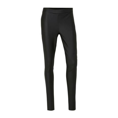 Modstr??m coated skinny broek zwart