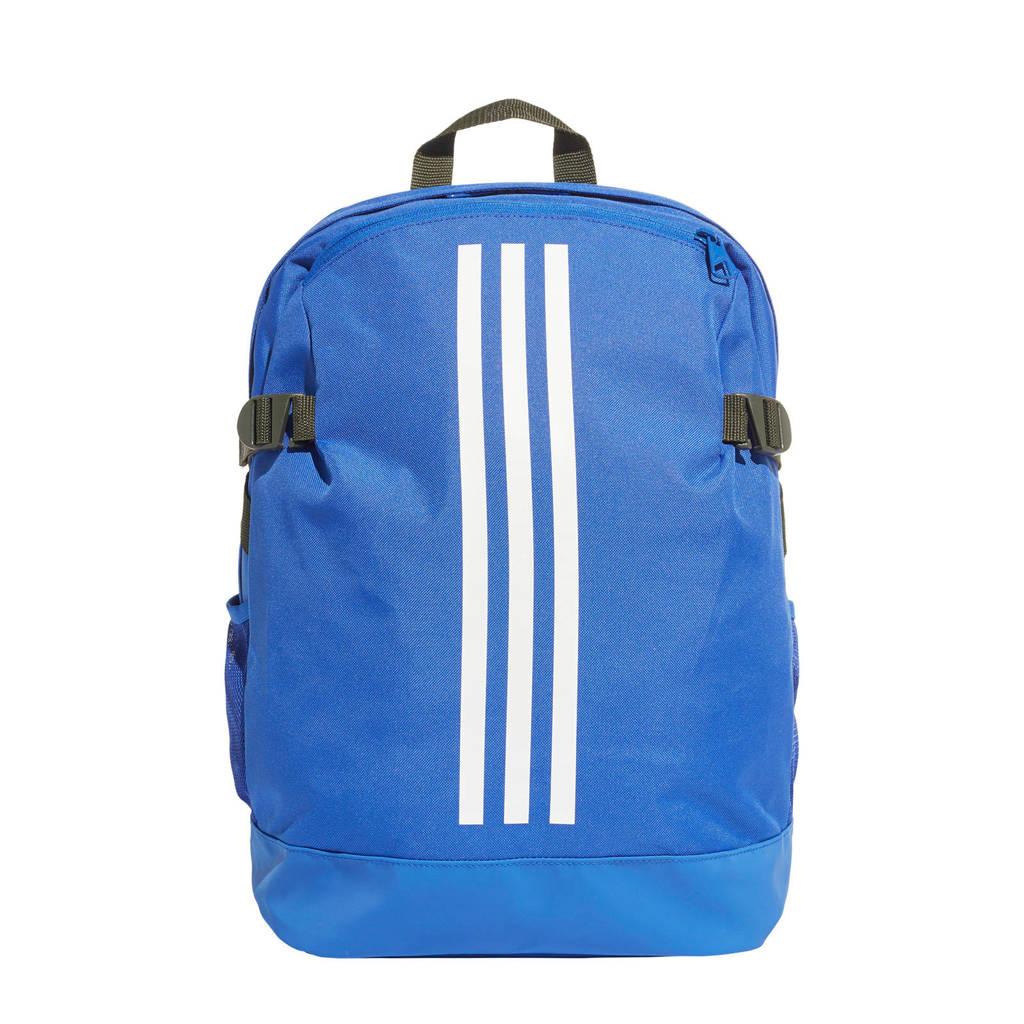 adidas performance   rugzak Power IV blauw, Blauw