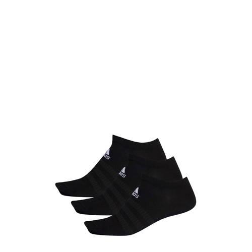 adidas performance sportsokken (set van 3) zwart kopen