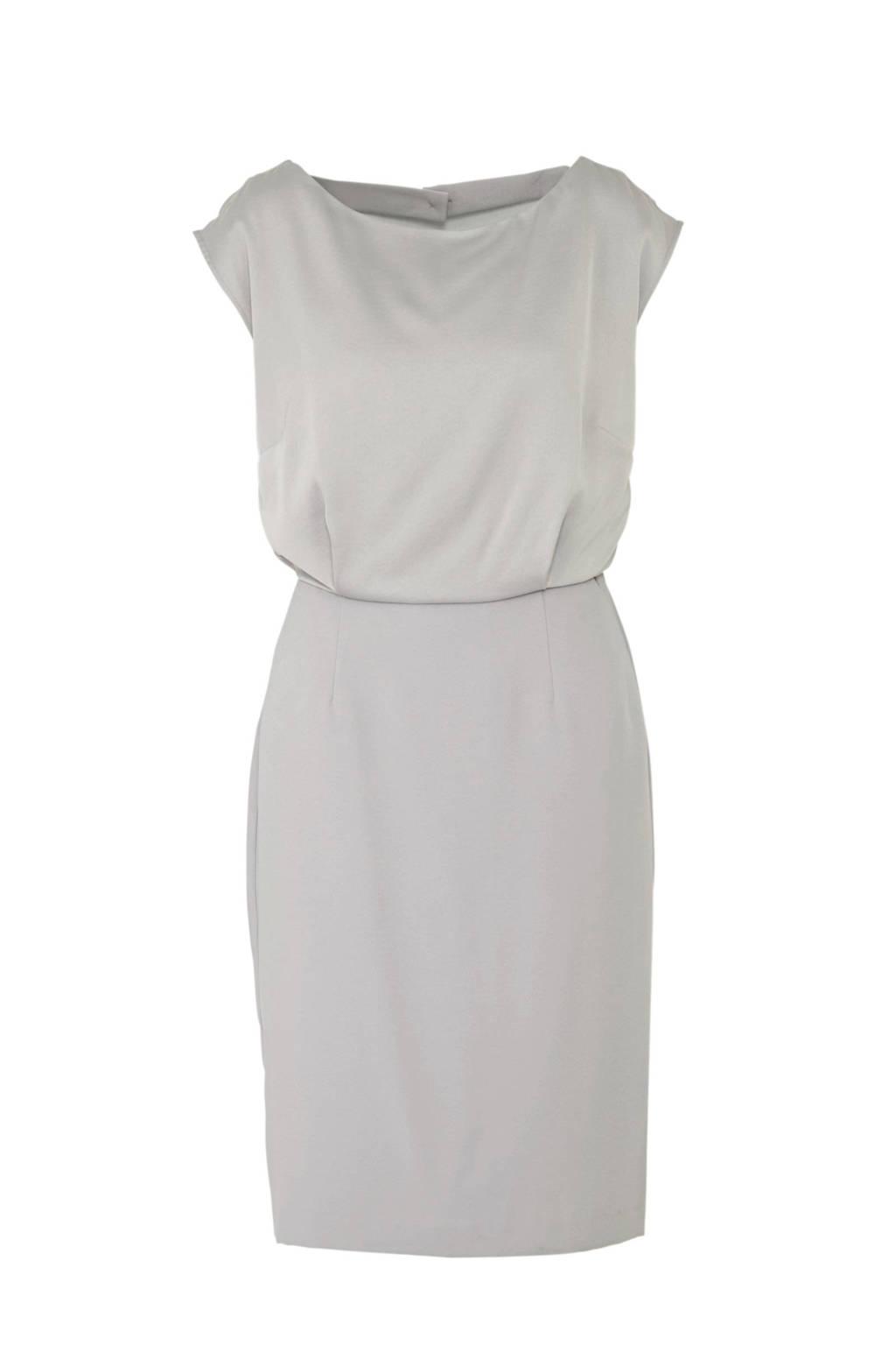 C&A Yessica jurk met open achterkant grijs, Grijs