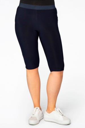 high waist legging donkerblauw