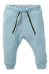 Quapi baby gestreepte broek Xenno blauw, Blauw
