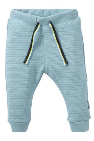 baby gestreepte broek Xenno blauw