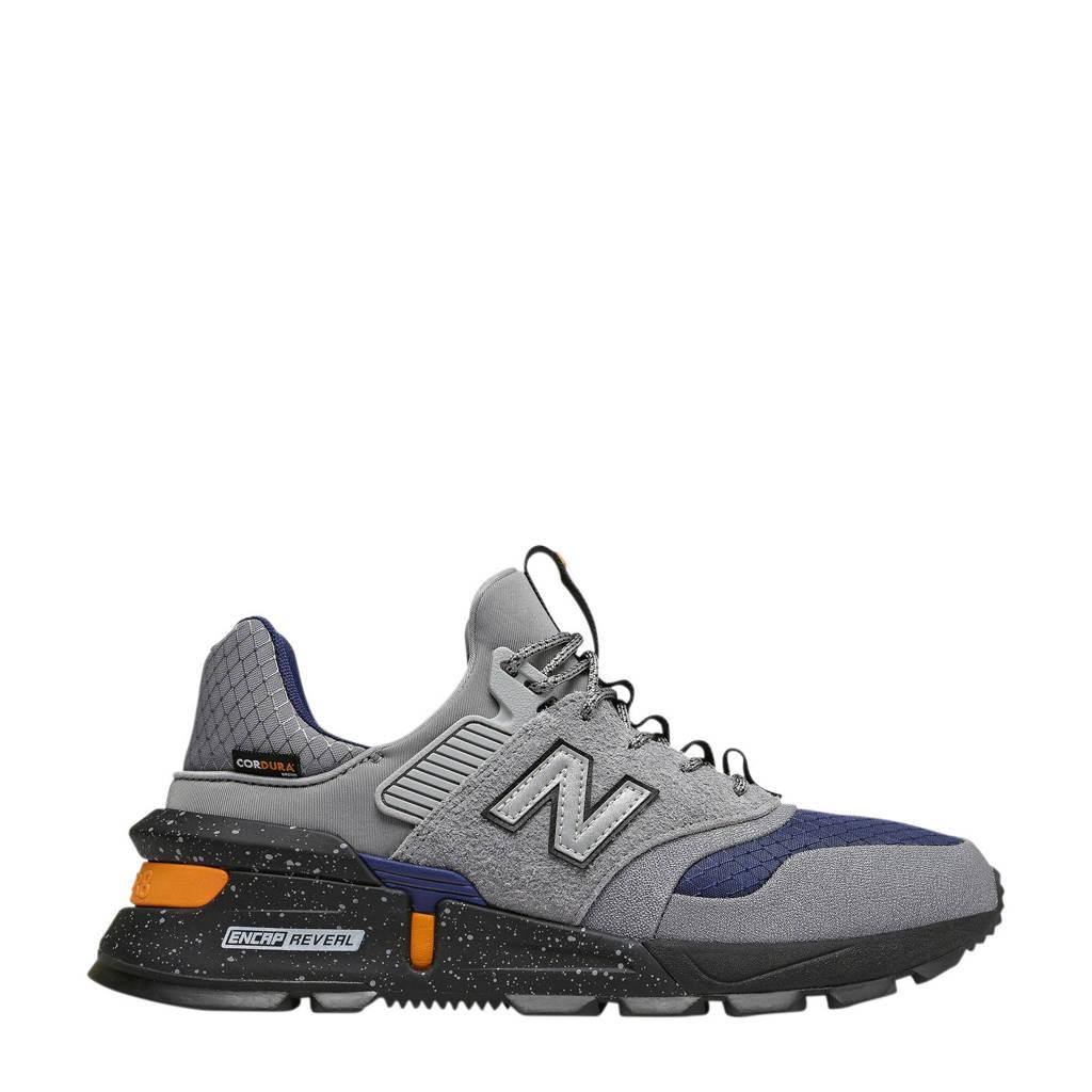 New Balance  MS997 sneakers grijs/donkerblauw/zwart, Grijs/donkerblauw/zwart