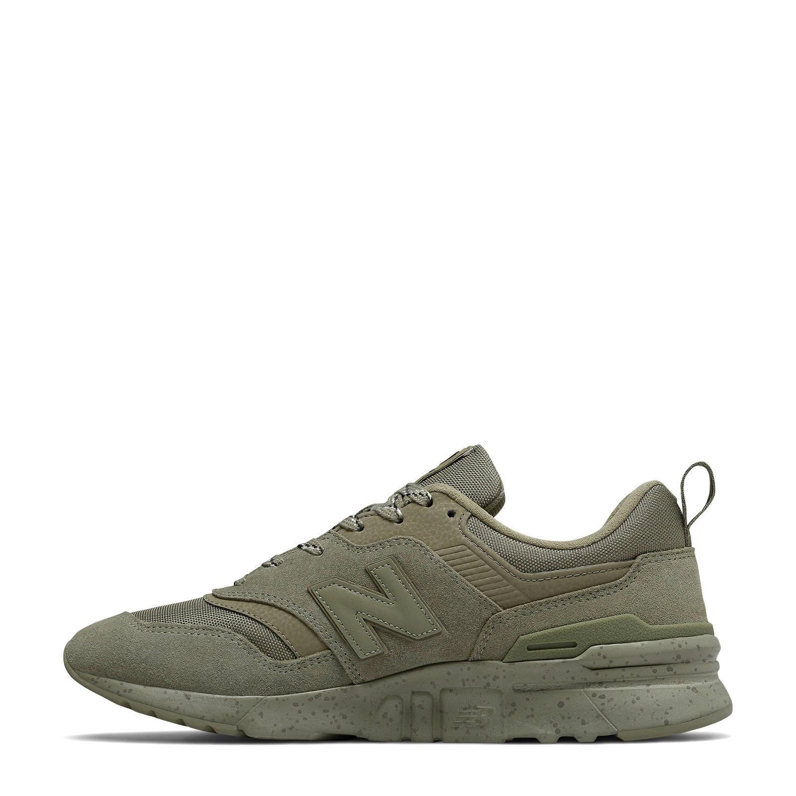 New Balance 997 997H sneakers gebroken groen | wehkamp