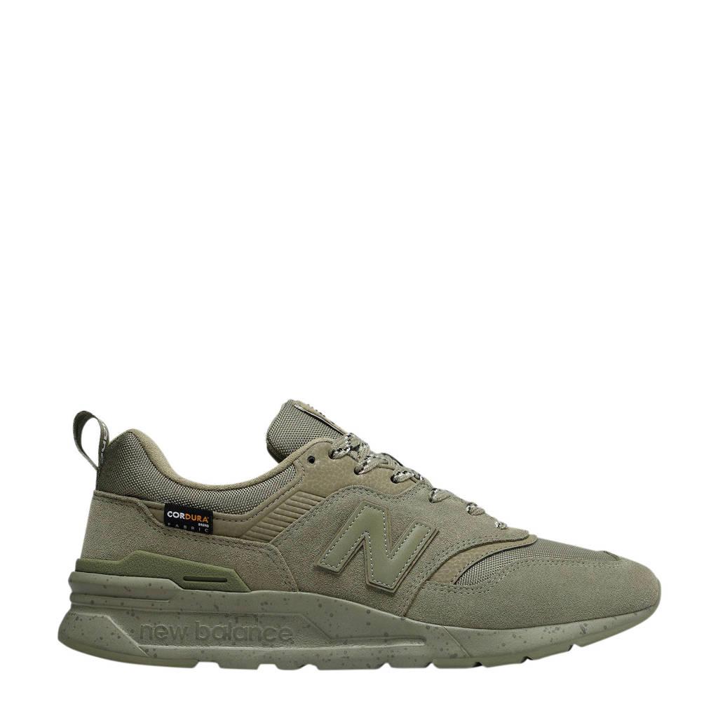 New Balance 997  997H sneakers gebroken groen, Groen
