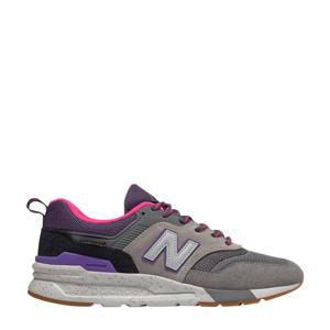 997  sneakers grijs/paars