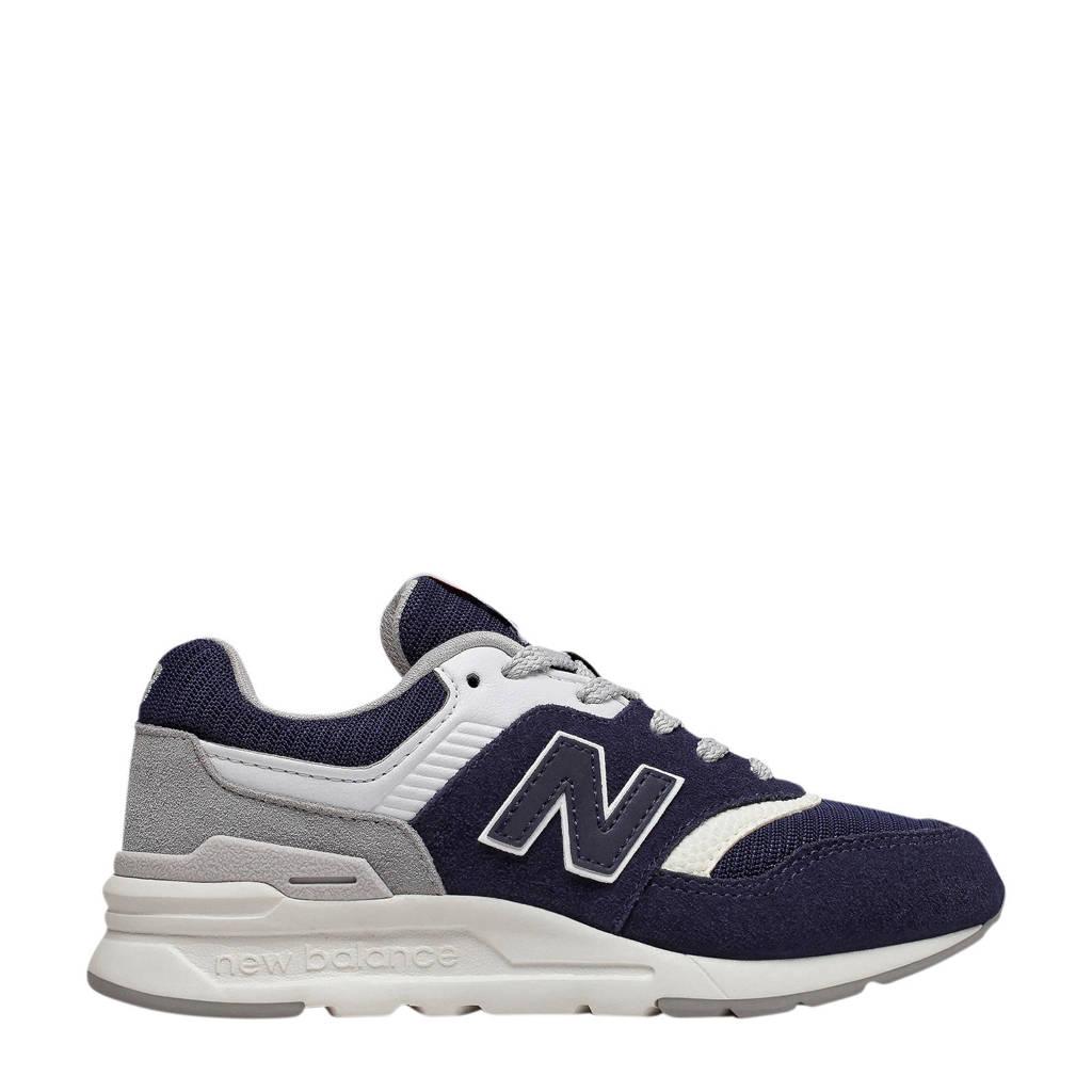 New Balance 997  sneakers blauw/wit/grijs, Blauw/wit/grijs