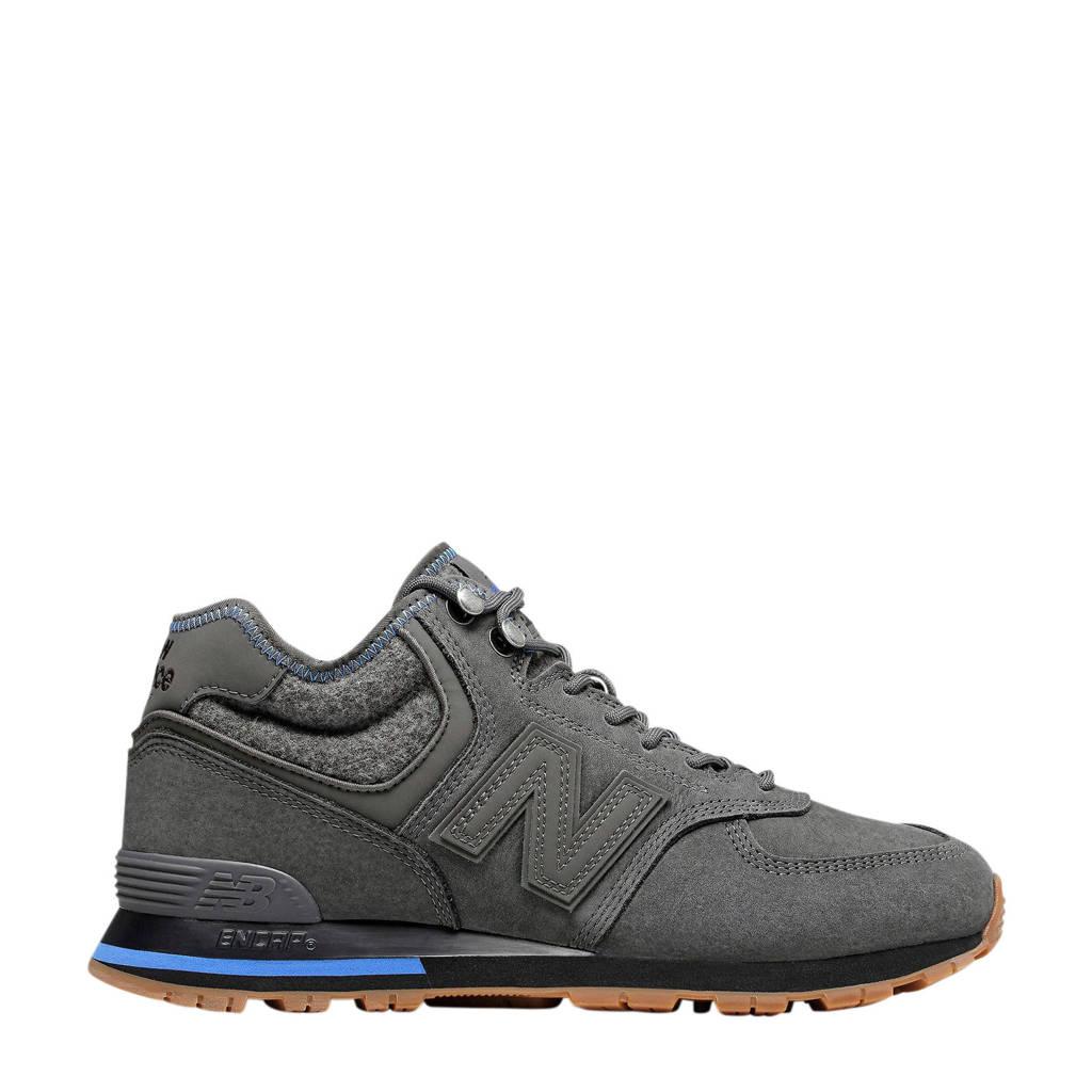 New Balance  MH574 sneakers grijs, Grijs/blauw