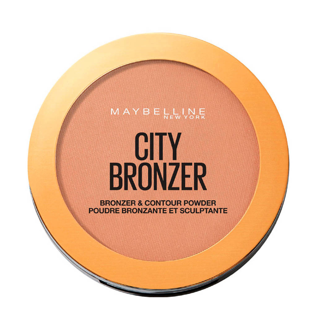Maybelline New York bronzer en contouring poeder - 300 Deep Cool