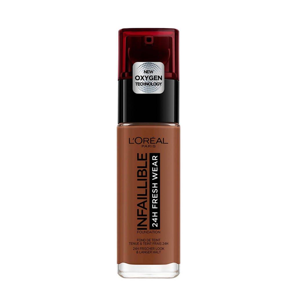 L'Oréal Paris Infaillible foundation - 380 Espresso