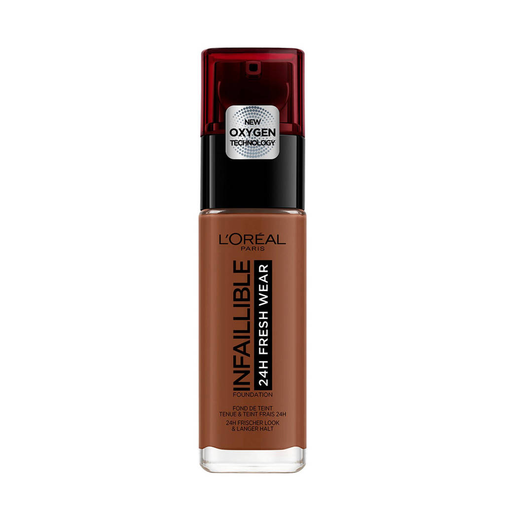 L'Oréal Paris Infaillible foundation - 380 Espresso